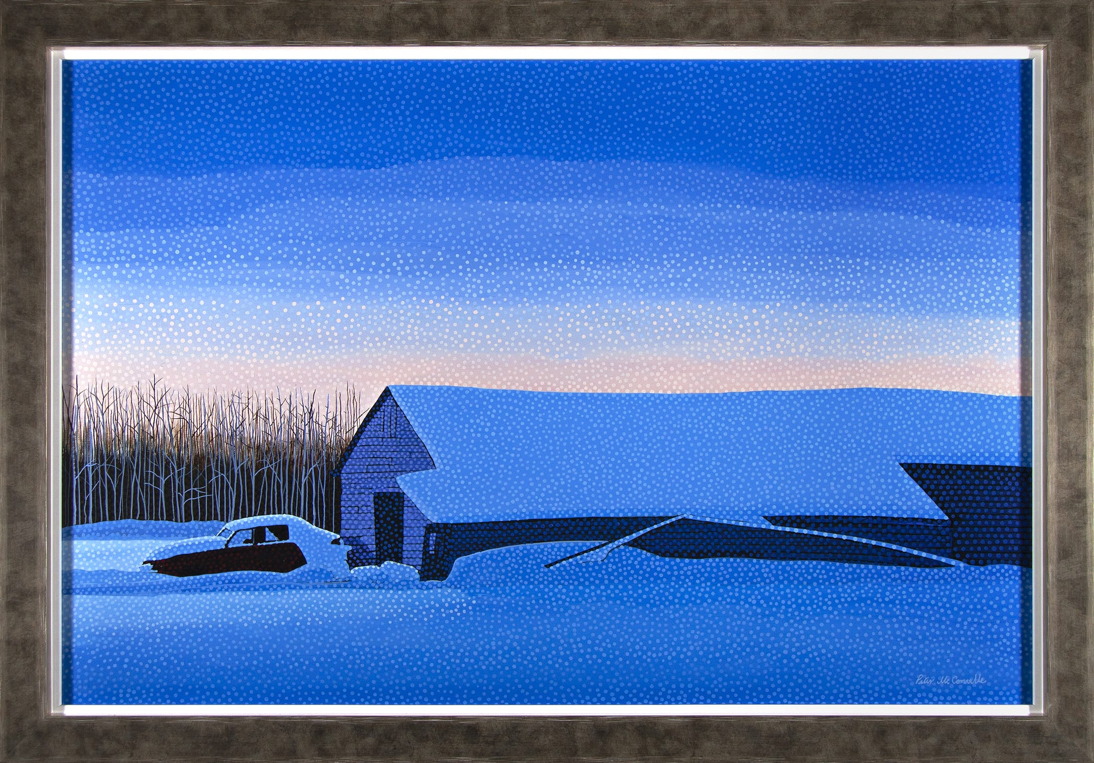 Snow Covered - Peter McConville Image 2