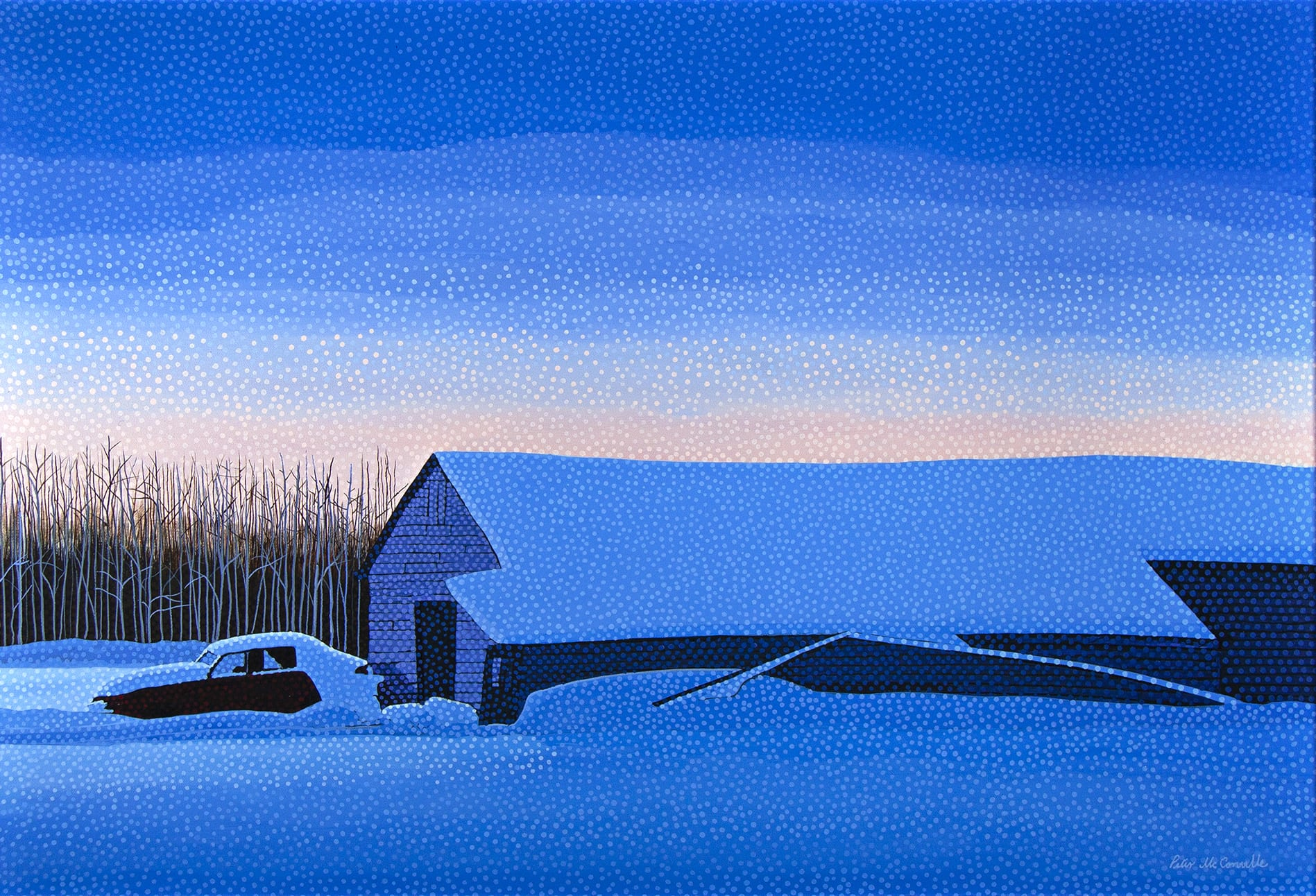 Snow Covered - Peter McConville Image 1