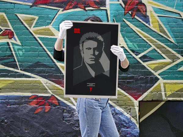 BILLY IDOL | KINGS AND QUEENS OF THE UNDERGROUND - Shepard Fairey Image 3