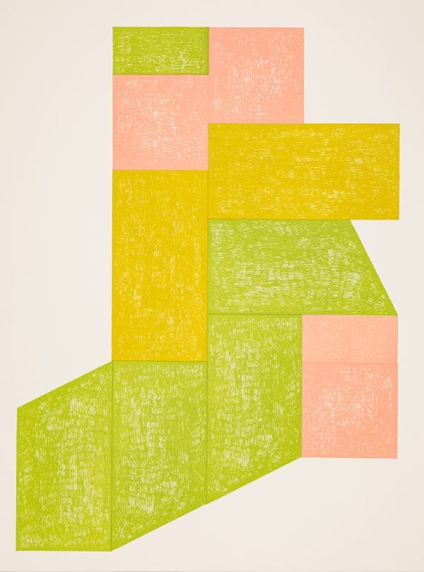 Variations on a Square (II) - Suzie Smith