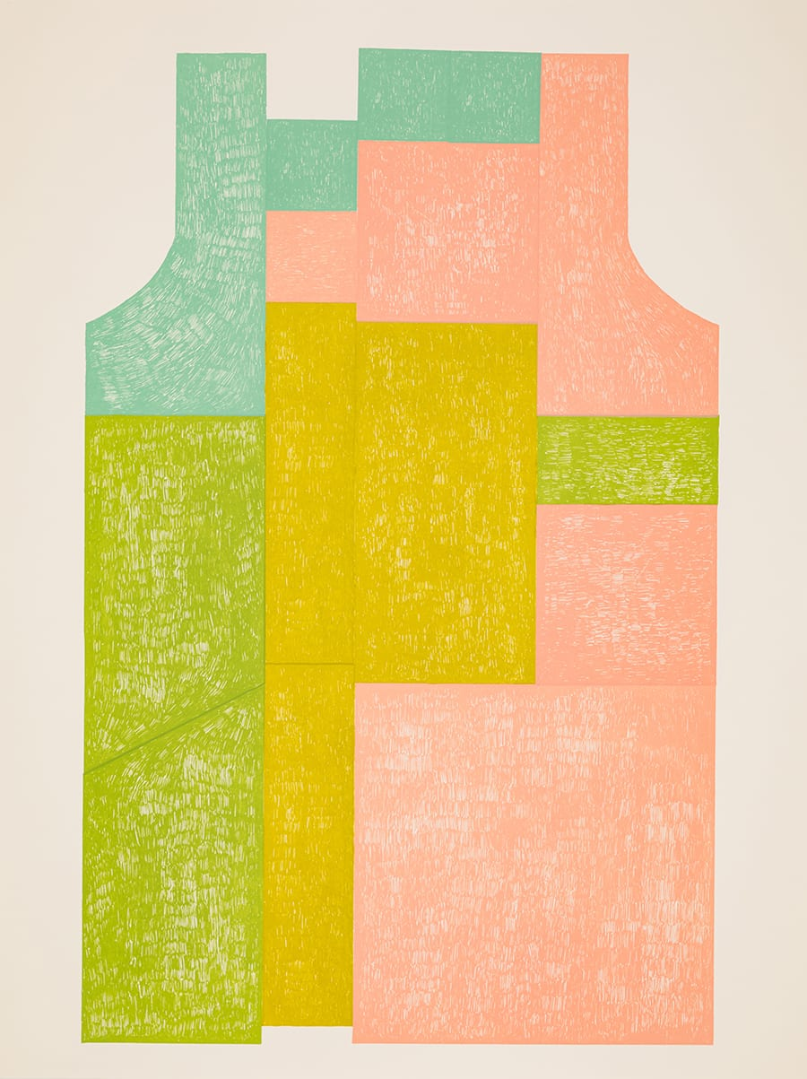 Variations on a Square (VII) - Suzie Smith Image 1