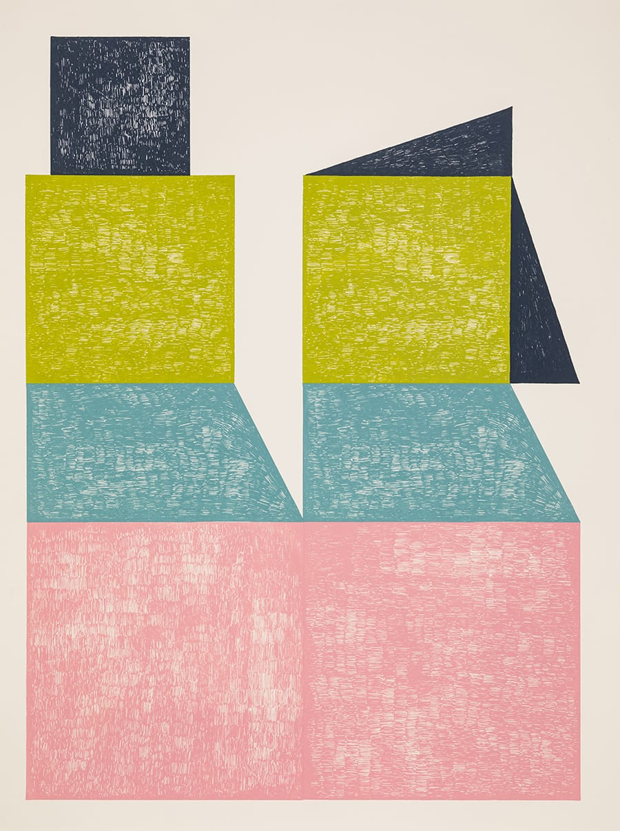 Variations on a Square (XVIII) - Suzie Smith Image 1