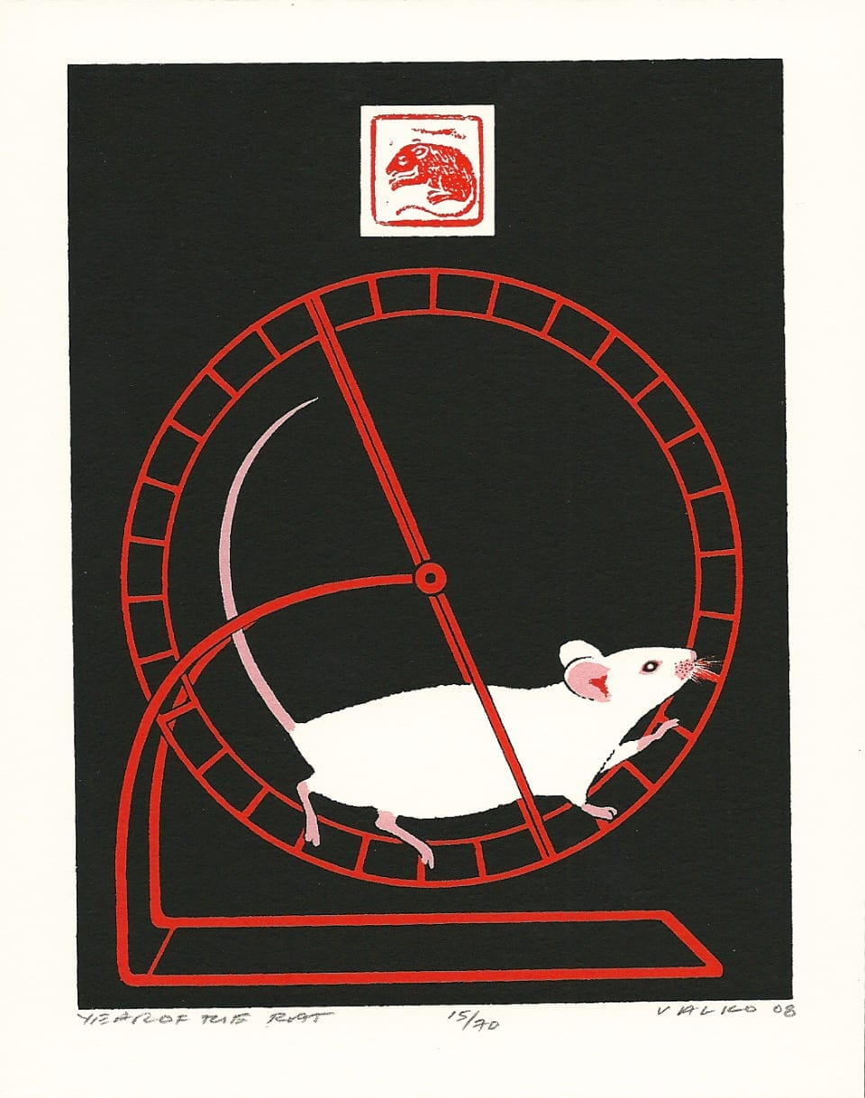Year of the Rat - Andrew Valko Image 2