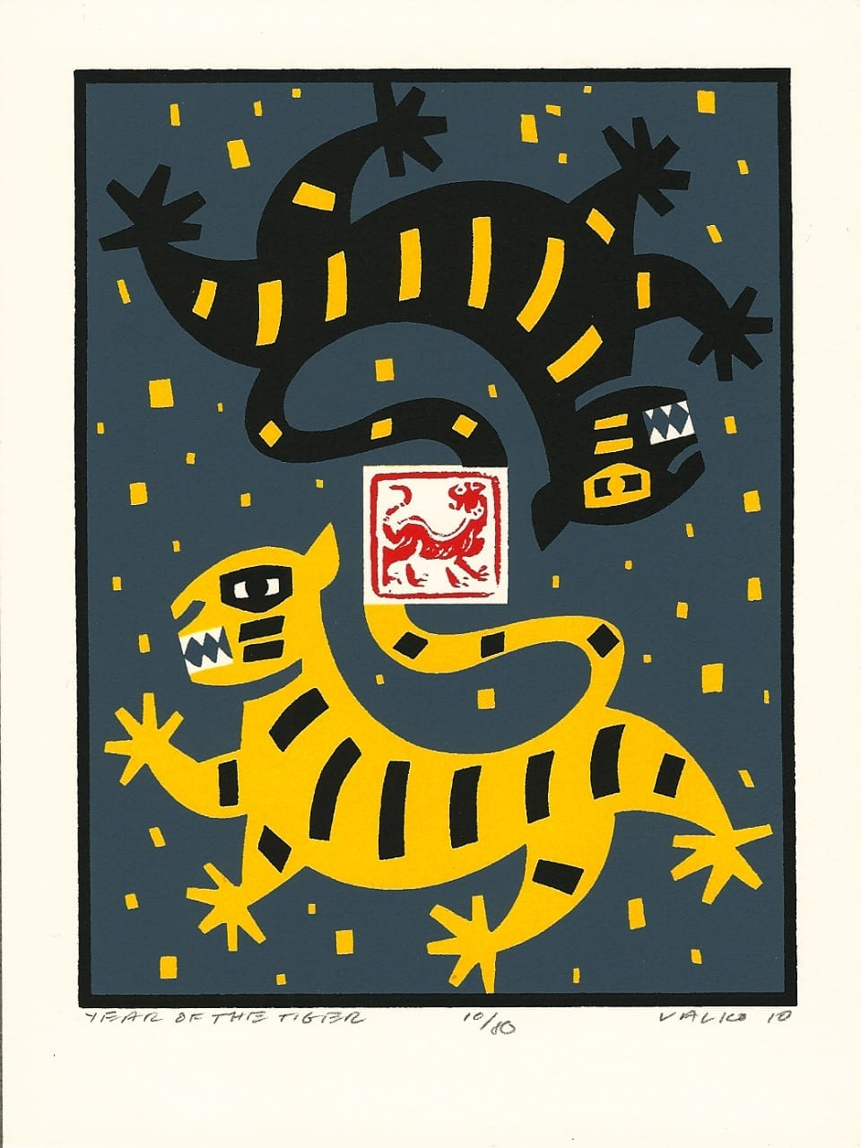 Year of the Tiger Thumbnail 2