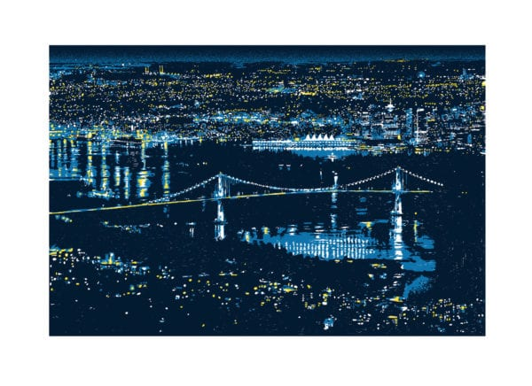 Vancouver Lights - Andrew Valko Image 2